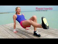 Ez a magyar nő tudja, mitől ég a zsír! Ez a 6 gyakorlat kell hozzá - Videó - Végezd naponta a következő hat gyakorlatot, ha fogyni akarsz!