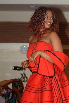 south africa fashion beautiful xhosa dresses