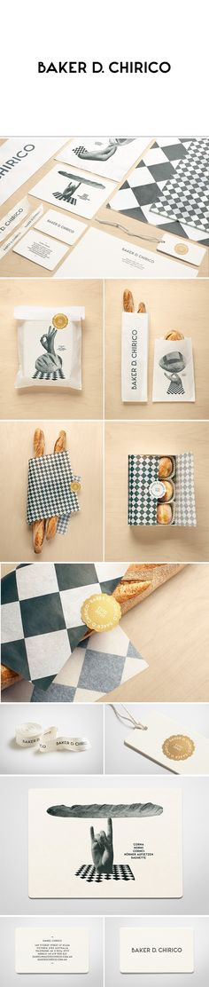 A team fav Baker D. Chirico yummy #packaging #branding #marketing PD