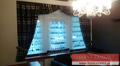 przepiękne firany kolekcji Evy Minge w jednym z mieszkań w Warszawie