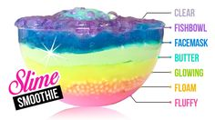 7-LAYER SLIME! Mixing ALL TYPES of DIY Slime Together!! $500 Easter Give...
