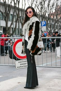 FASHION Magazine   Street Style, Milan Fashion Week: 21 shots of the coolest sunglasses outside the Fall 2015 shows