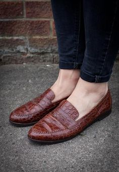 Loafers, Russell & Bromley Leather Shoes #theurbanclassics