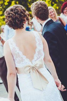 KRAJKOVÉ EMPÍROVÉ ŠATY SE ZLATOU MAŠLÍ, 38 Wedding Dresses, Fashion, Moda, Bridal Dresses, Alon Livne Wedding Dresses, Fashion Styles, Weeding Dresses, Bridal Gown, Bridal Gowns