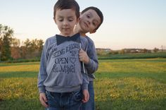 Clothing for kids with open minded parents:)  www.etsy.com/shop/LittleFigs