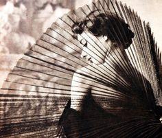 Audrey Hepburn by Horst P Horst 1949 ·