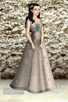 Katie McGrath's dress in A Princess for Christmas makes me drool ...