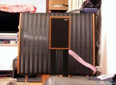 Loudspeaker, Outdoor Furniture, Outdoor Decor, Outdoor Storage, Ohio, Speakers, Quad, Home Decor, Columbus Ohio