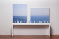 권나리,한국 <物 - 수평선,2014>/ Nari Kwon, Korea <Entity - Horizon, 2014> / 180 × 100 × 200