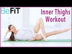 Ballet Beautiful: Lean & Firm Inner Thighs Workout with Mary Helen Bowers