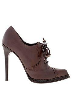 Roberto Cavalli Shoes Fall Winter 2012