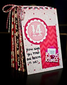 All Scrapbook Steals - The Blog: 14 Reasons Why I Love You
