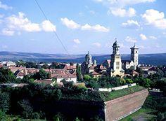 Alba Iulia, Romania...this place is gorgeous.