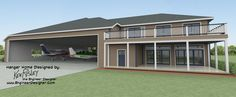Hangar Home Whitsundays Chris Clout Design