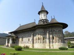 Suchevitsa Monastery, Romania Maybe Someday, Adriatic Sea, Air Travel, Travel Goals, Romania, Places To See, Gazebo, To Go, Europe