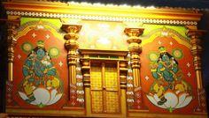 Sri Guruvayurappan Temple, Chinmaya Tapovan, Palakkad, Kerala, India