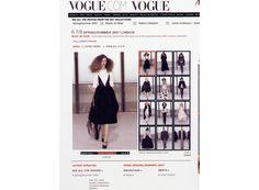 Vogue 6 7/8 Ciutto Wojtowycz