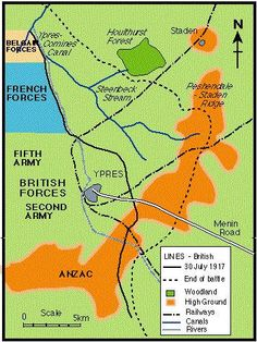 World war i map of europe with some of the major battles this map the first battle of ypres began on the of october and lasted until the of november 1914 in belgium gumiabroncs Images