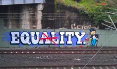 grafiti equality equity