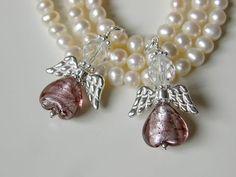 Pärlor: Skapa en Ängel med Glaspärlor och LampWork
