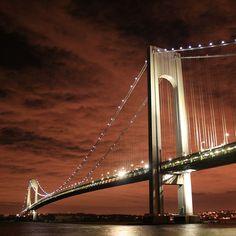 NYC _ Verrazano bridge