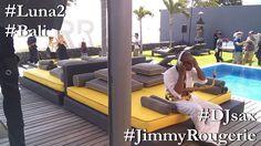 At #Luna2   #bali #JimmyRougerie   Artist Resident @ #StRegisBali #Saxophone #DJ #singer #ableton #apc40 #djsax #SaxuallyActive #SaxEducation #Stregisjazz #StRegisHotels #saxlife #saxhouse #deephouse #chillout #electro #jazz  ►www.jimmyrougerie.com