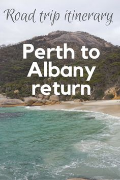 If you only have two weeks or less, here's how to explore Australia's South West. Our road trip itinerary: Perth to Albany return Albany Australia, Perth Australia, Visit Australia, Australia Travel, Australia Destinations, Australian Road Trip, Australian Beach, Cook Islands, Australia Holidays