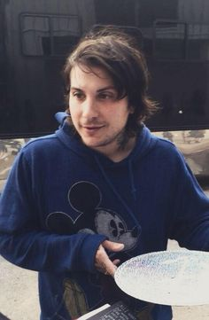 Frank Iero, frnkiero andthe cellabration, Spring 2015