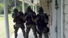 Man Calls Suicide Hotline, Killed by SWAT Team