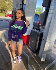 Swag Outfits For Girls, Boujee Outfits, Cute Swag Outfits, Teenage Girl Outfits, Cute Comfy Outfits, Chill Outfits, Teen Fashion Outfits, Dope Outfits, Retro Outfits