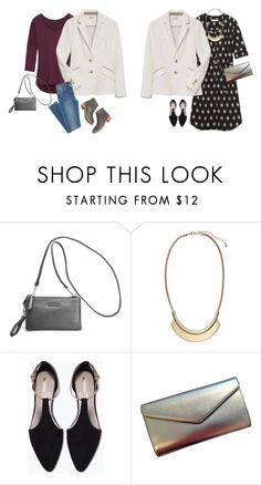 Untitled #15752 by hanger731x on Polyvore featuring Zara, Avenue, Yves Saint Laurent, H&M and Loeffler Randall