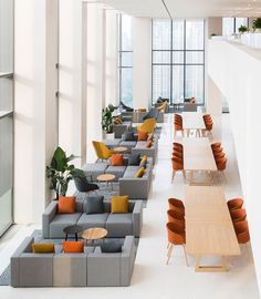 Chinese firm Aim Architecture sought to strike a balance between modern and Jazz Age Shanghai with this office and showroom for property developer Soho China.