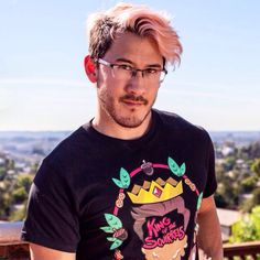 Markiplier / Mark Edward Fischbach