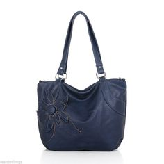 Blue with Flower £9.95