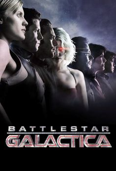 Battlestar Galactica, but there is no Helo in this pic and that's just wrong.