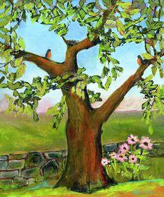 Nesting Tree by Blenda Studio