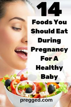 Healthy eating is at toplist during pregnancy. What are the healthiest foods to eat in pregnancy? Here's a list of the best foods to eat during pregnancy. Good Foods To Eat, Foods To Avoid, Healthy Foods To Eat, Healthy Eating, Healthy Recipes, Healthiest Foods, High Risk Pregnancy, Pregnancy Health, Pregnancy Workout