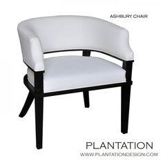 Ashbury Chair   Plantation Design