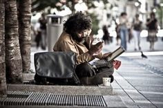 JORNAL O RESUMO - PARÁBOLAS REFLEXÃO DO DIA: Parábola : O mendigo que virou executivo