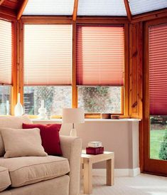 Conservatory can look stunning for your windows, many attractive fabrics are availabale on conservatory blinds. Blinds Direct, Best Blinds, Made To Measure Blinds, Blinds For You, Interior Windows, Urban Architecture, Window Shutters, Extra Rooms, Windows And Doors