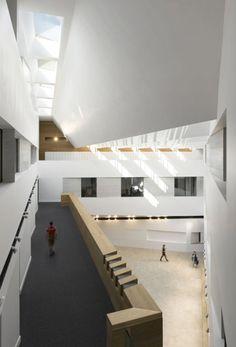 Escuela de Música en Manchester - Noticias de Arquitectura - Buscador de Arquitectura