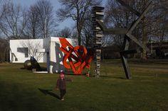 Köln Skulptur park Foto: Henk Dijkma