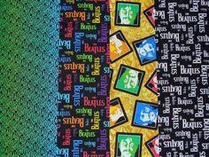 Beatles Fabric