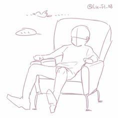 Sit pose