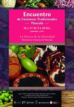Encuentro de Cocineras Tradicionales Patio Central ITC
