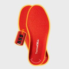 Sister! Heated insoles!! 12 Ridiculously Warm Products For People Who Are Always Ridiculously Cold
