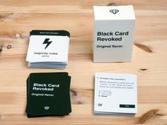 Black Card Revoked - Original Flavor