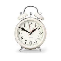 Covent Garden Cream Alarm Clock
