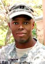 Army CPT. Donnie R. Belser Jr., 28, of Anniston, Alabama. Died February 10, 2007, serving during Operation Iraqi Freedom. A member of the 524th Transition Team, 1st Infantry Division, Fort Riley, Kansas, he was assigned to 1st Infantry Division and attached to 3rd Brigade Combat Team, 1st Cavalry Division. Died of injuries sustained when hit by enemy small-arms fire in Baqubah, Iraq.