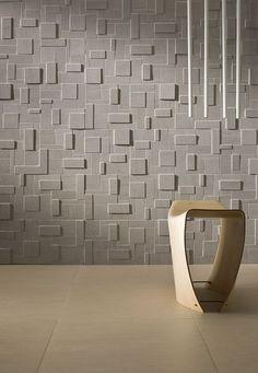 Raffia De Nemo Tile Porcelain Surface With Threedimensional - Carrelage e tiles